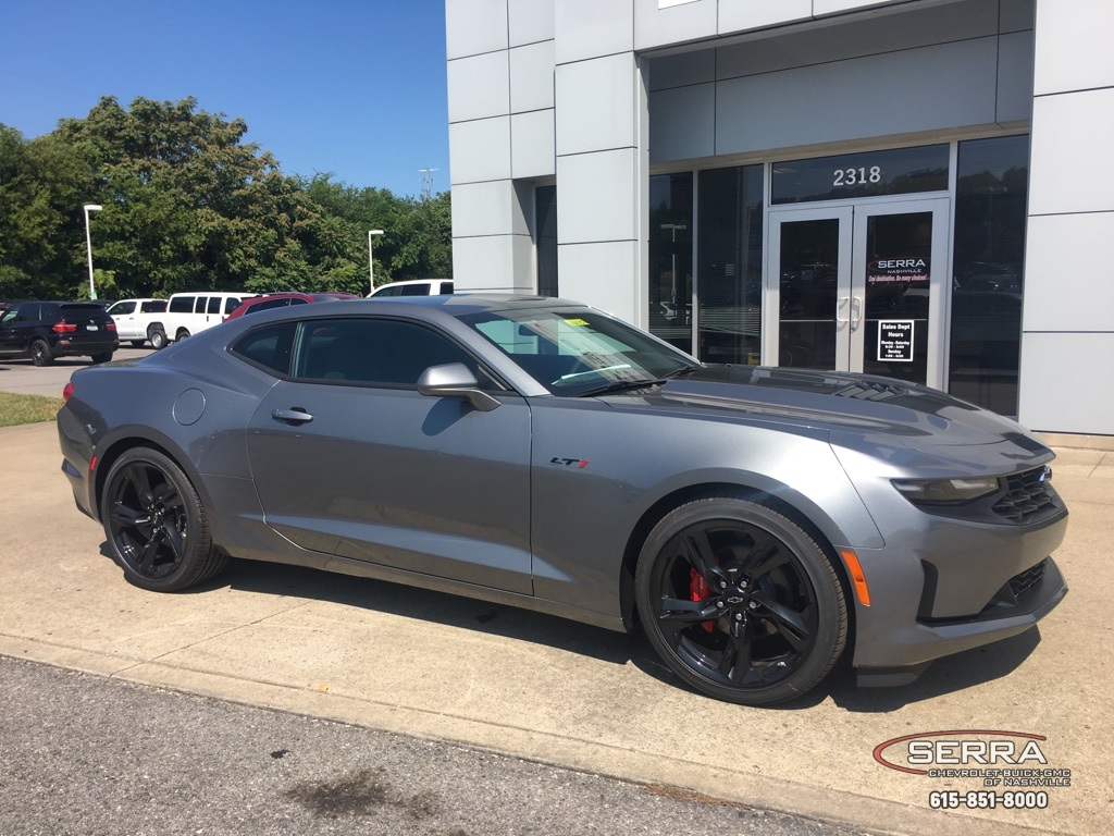 New 2020 Chevrolet Camaro 1LT RWD 2D Coupe