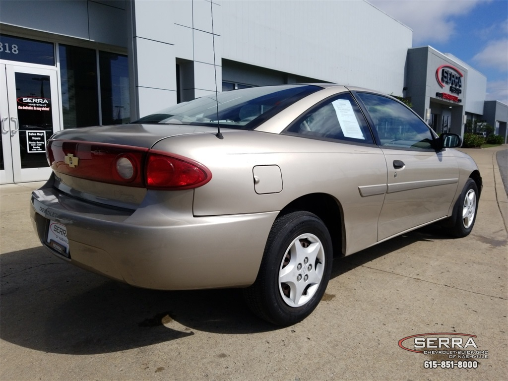 Pre-Owned 2004 Chevrolet Cavalier Base 2D Coupe in Madison #T82086B | Serra  Chevrolet Buick GMC of Nashville