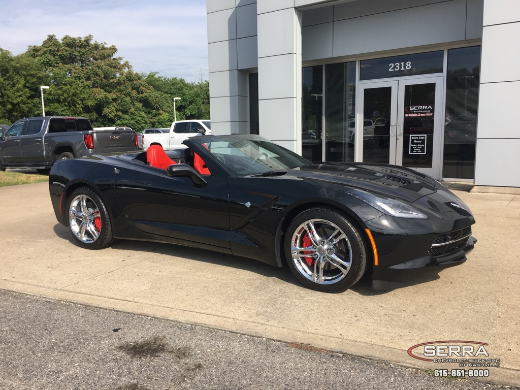 Pre-Owned 2016 Chevrolet Corvette Stingray
