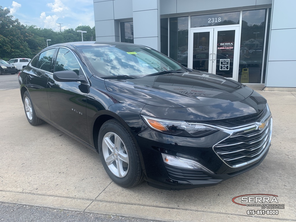 New 2020 Chevrolet Malibu Ls Fwd 4d Sedan