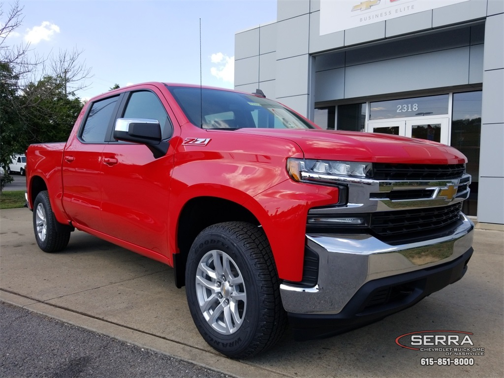 New 2019 Chevrolet Silverado 1500 Lt 4d Crew Cab In Madison T92307 1997 Nissan Pick Up M Air Flow Sensor