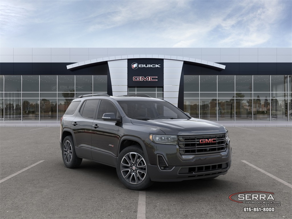 New 2020 Gmc Acadia At4 4d Sport Utility In Madison G201843