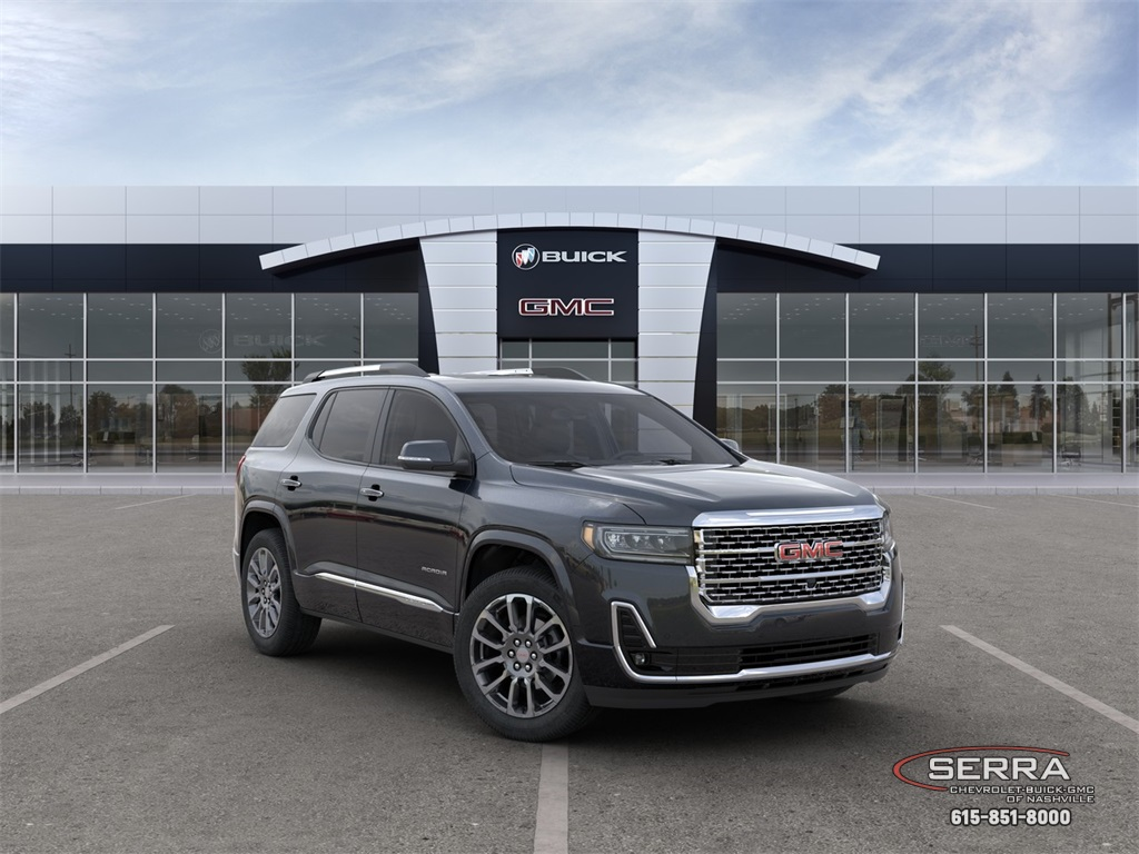 New 2020 Gmc Acadia Denali 4d Sport Utility In Madison G203015