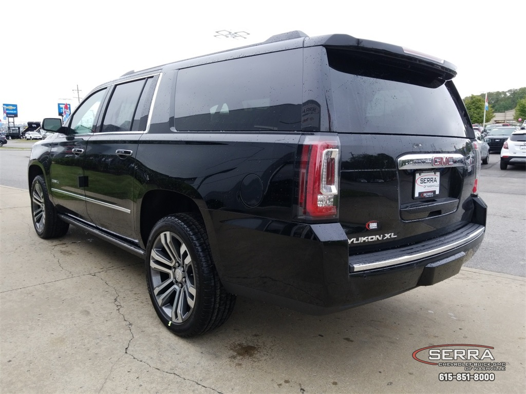 New 2019 GMC Yukon XL Denali 4D Sport Utility in Madison #G92372 | Serra  Chevrolet Buick GMC of Nashville