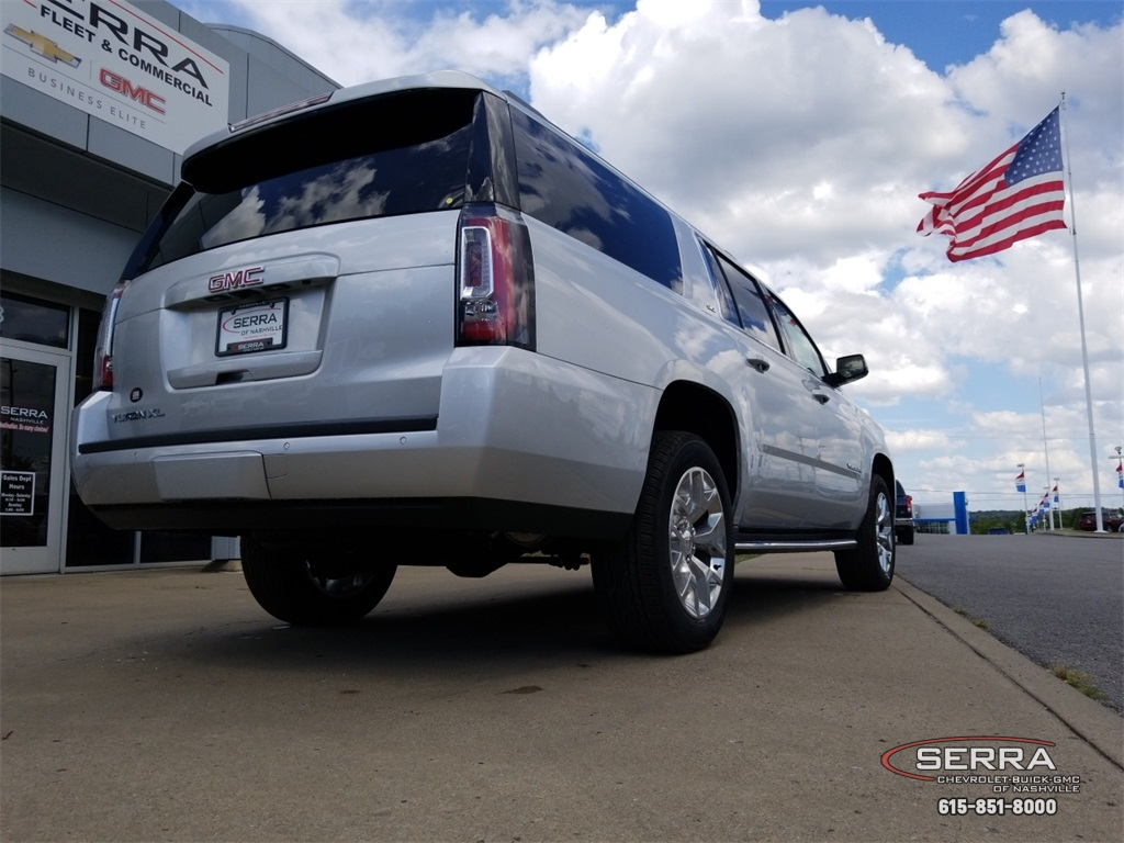 New 2019 Gmc Yukon Xl Slt 4d Sport Utility In Madison G92068 1979 5000 Electrical Wiring Diagram Serra Chevrolet Buick Of Nashville