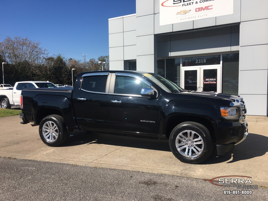 Certified Pre-Owned 2016 GMC Canyon SLT
