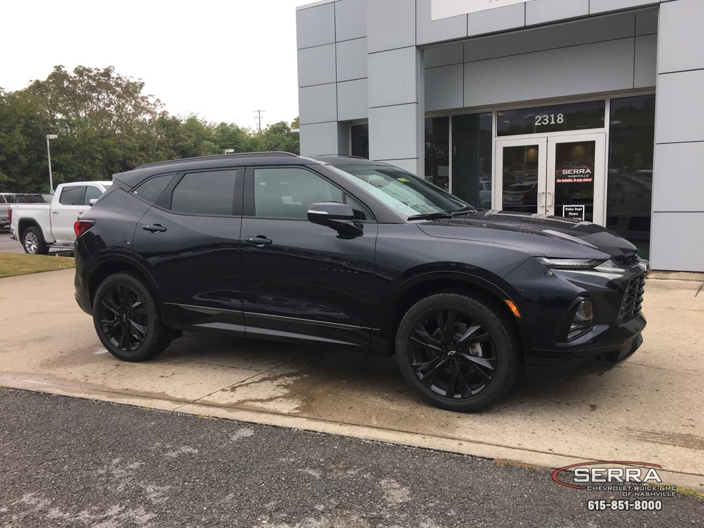 New Chevy Blazer >> New 2020 Chevrolet Blazer Rs Fwd 4d Sport Utility