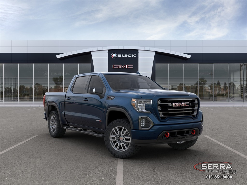 New 2020 Gmc Sierra 1500 At4 4d Crew Cab In Madison G202666