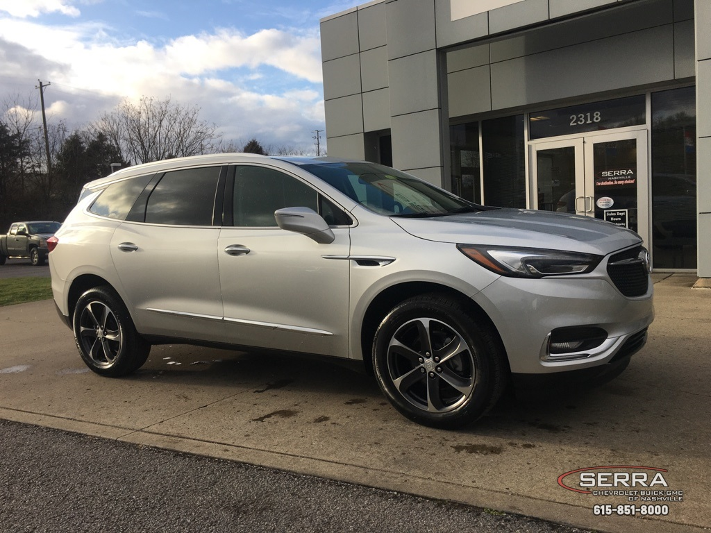 The Enclave Nashville >> New 2020 Buick Enclave Essence 4D Sport Utility in Madison ...