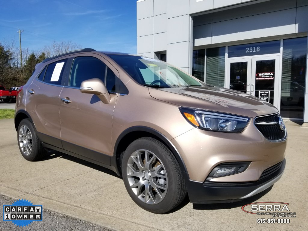 Pre Owned 2018 Buick Encore Sport Touring