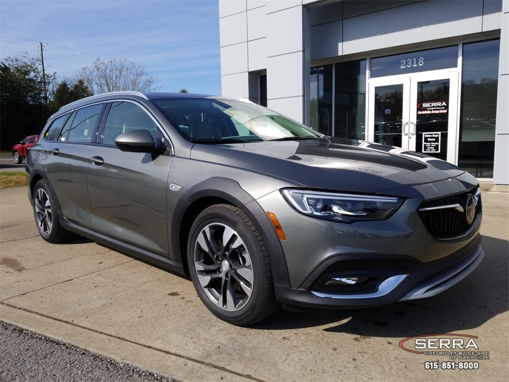 New 2019 Buick Regal Tourx Essence 5d Wagon In Madison B92503