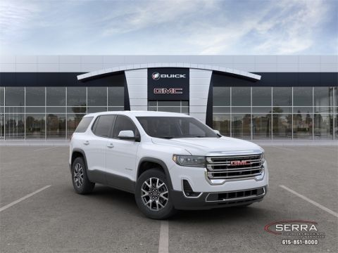 New Gmc Acadia In Madison Serra Chevrolet Buick Gmc Of Nashville