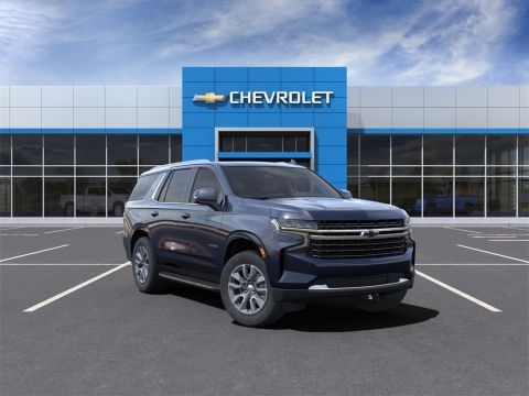 New 2021 Chevrolet Tahoe LT