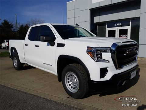New 2019 GMC Sierra 1500 Base
