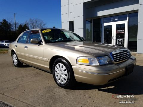 Pre-Owned 1999 Ford Crown Victoria Base