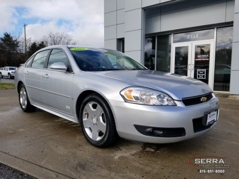 Pre-Owned 2009 Chevrolet Impala SS