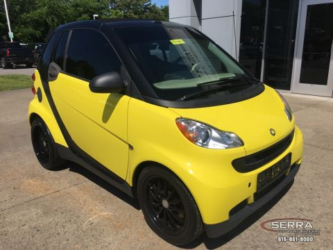 Pre-Owned 2008 smart Fortwo Passion